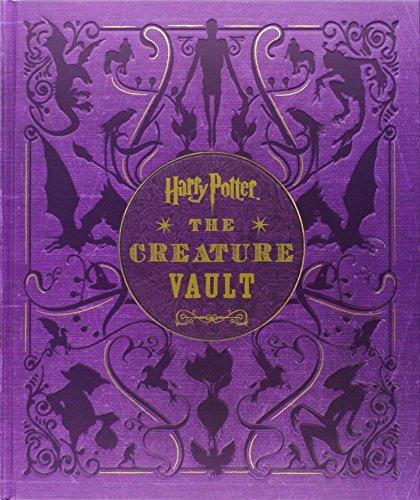 9781608874835: Harry Potter: The Creature Vault