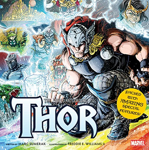 9781608874934: The World According to Thor (Insight Legends)