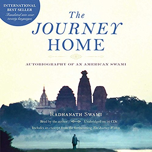 9781608875221: The Journey Home Audio Book: Autobiography of an American Swami