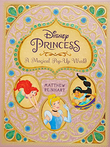 9781608875535: Disney Princess: A Magical Pop-Up World
