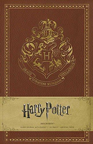 9781608875627: Harry Potter Hogwarts Hardcover Ruled Journal (Insights Journals)