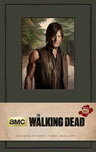9781608876075: Walking Dead Hardcover Ruled Journal - Daryl Dixon (Walking Dead Ruled Journal)
