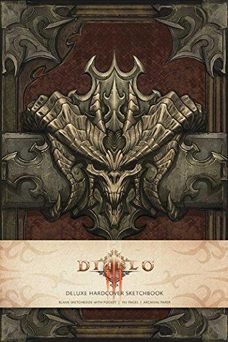9781608876617: Diablo III: Hardcover Blank Sketchbook (Insights Deluxe Sketchbooks)
