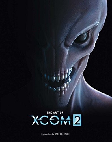 The Art of XCOM 2 (Hardcover): 2k Games