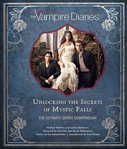 9781608877225: The Vampire Diaries: The Definitive Guide
