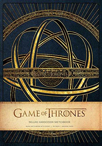 9781608877447: Game of Thrones: Deluxe Hardcover Sketchbook (Insights Deluxe Sketchbooks)