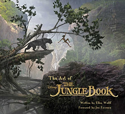9781608877911: The Art of The Jungle Book
