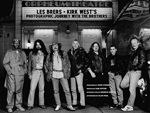 9781608878086: Les Brers: Kirk West's Photographic Journey With The Brothers
