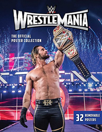 9781608878253: WWE: WrestleMania: The Poster Collection