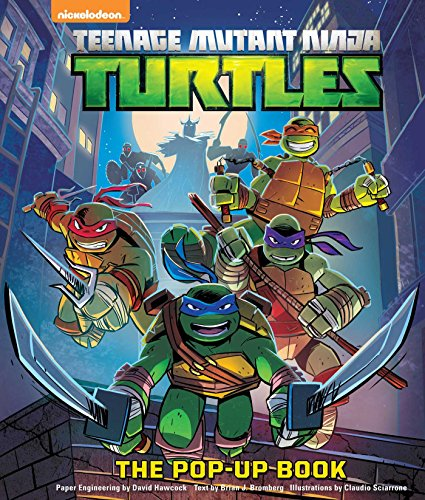 Teenage Mutant Ninja Turtles: The Pop-Up Book Format: Hardcover