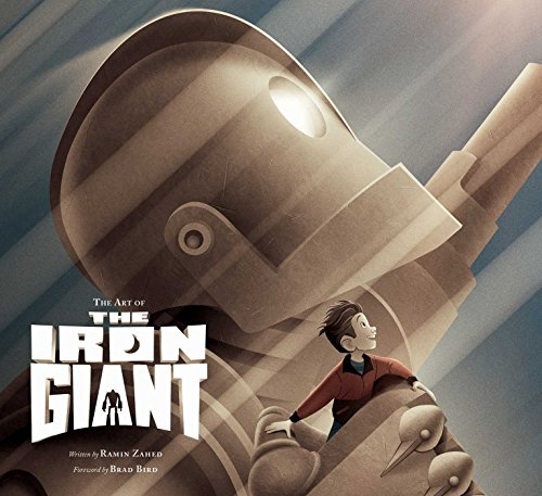 The Art of the Iron Giant Format: Hardcover