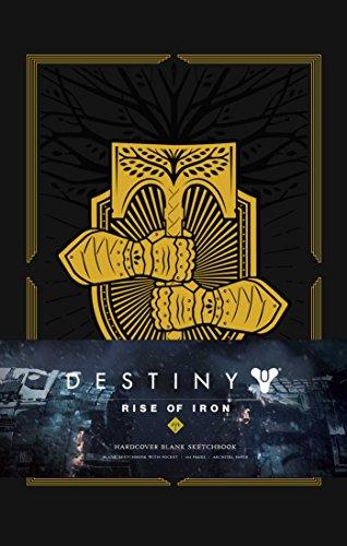 9781608879168: Destiny Deluxe Hardcover Sketchbook (Insights Deluxe Sketchbooks)