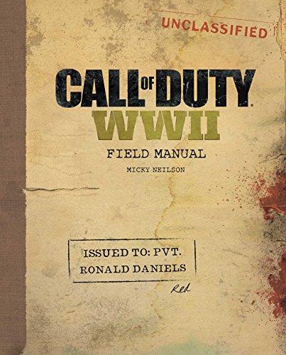 Call of Duty WWII: Field Manual: Neilson, Micky
