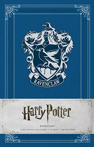 9781608879496: Harry Potter: Ravenclaw Hardcover Ruled Journal (Insights Journals)