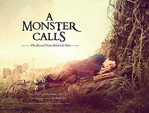 9781608879830: A Monster Calls: The Art and Vision Behind the Film