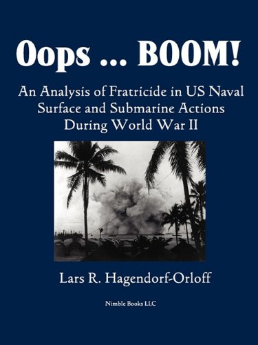 OOPS! Boom! an Analysis of Fratricide in: Lars P Hagendorf-Orloff