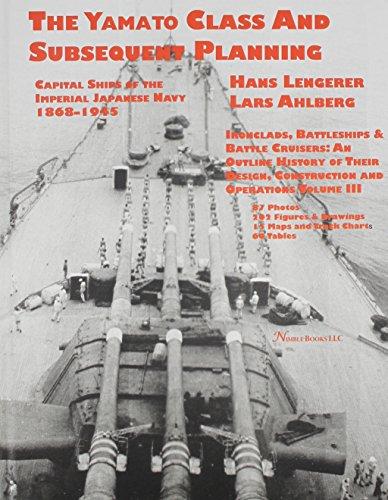 Capital Ships of the Imperial Japanese Navy: Ahlberg, Lars, Lengerer,