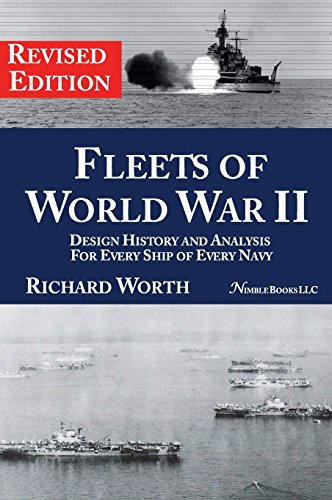 9781608881604: Fleets of World War II: Design History and Analysis for Every Ship of Every Navy