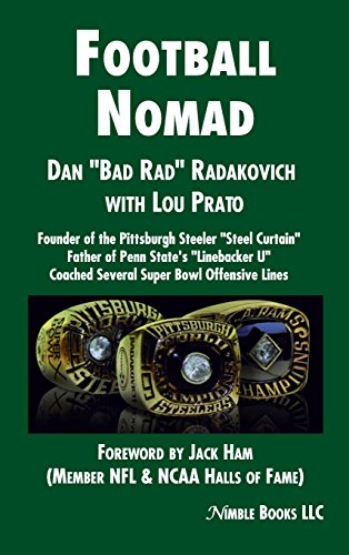 9781608884087: Football Nomad