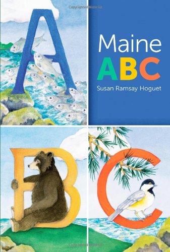 9781608931828: Maine ABC