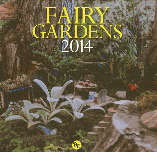 9781608932368: 2014 Fairy Gardens Calendar