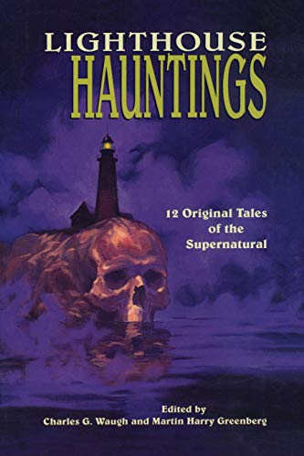 9781608933860: Lighthouse Hauntings