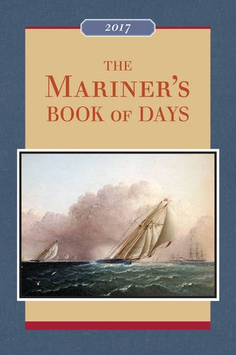 9781608934737: Mariners Book of Days