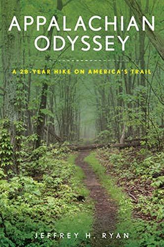 9781608935789: Appalachian Odyssey: A 28-Year Hike on America's Trail