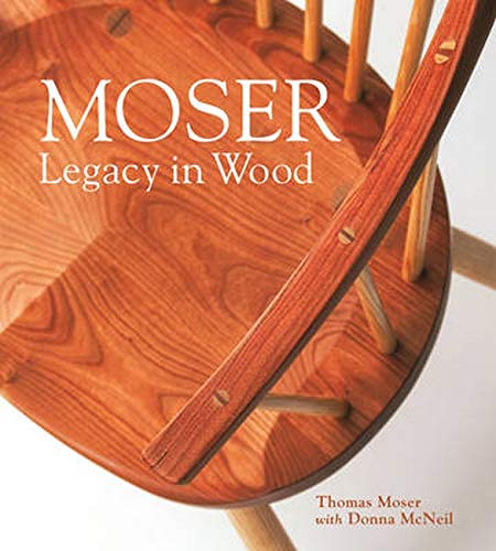 9781608936076: Moser: Legacy in Wood