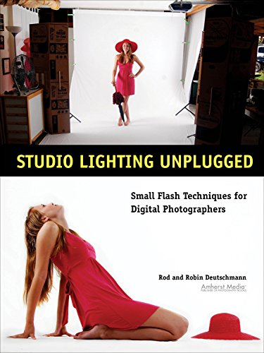 9781608952694: Studio Lighting Unplugged: Small Flash Techniques for Digital Photographers