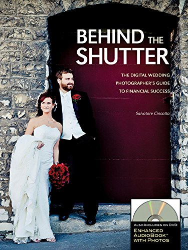9781608955657: Behind the Shutter (Enhanced Audio Book with Photographs)