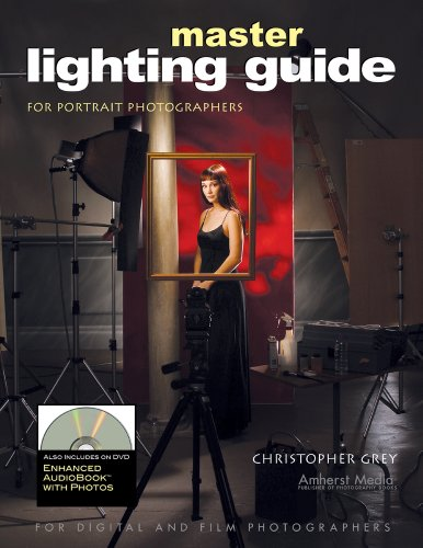 9781608956777: Master Lighting Guide for Portrait Photographers (Enhanced Audio Book with Photographs)