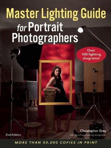 9781608956890: Master Lighting Guide for Portrait Photographers