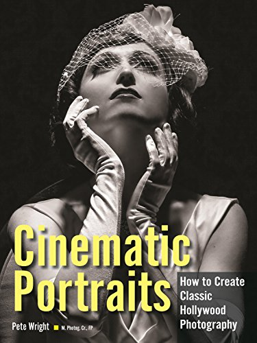 Cinematic Portraits (Paperback): Pete Wright