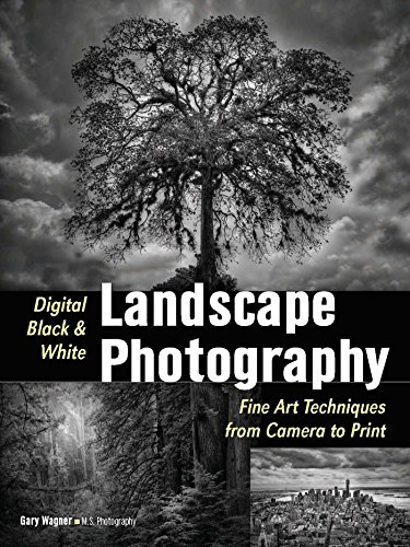 Digital Black & White Landscape Photography: Fine Art Techniques from Camera to Print: Gary ...