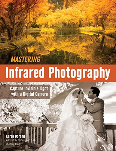 9781608959617: Mastering Infrared Photography: Capture Invisible Light with A Digital Camera