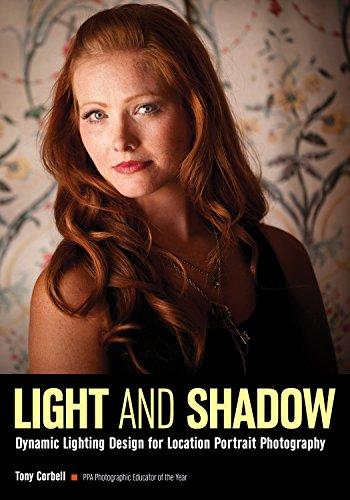 9781608959938: Light & Shadow: Dynamic Lighting Design for Location Portrait Photography