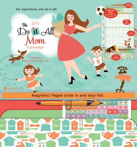 9781608970124: Do It All Mom 2011 Calendar #15501