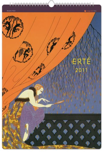 9781608970810: Erte Studio 2011 Calendar