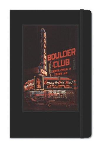 9781608972036: Vintage Postcard Las Vegas Journal