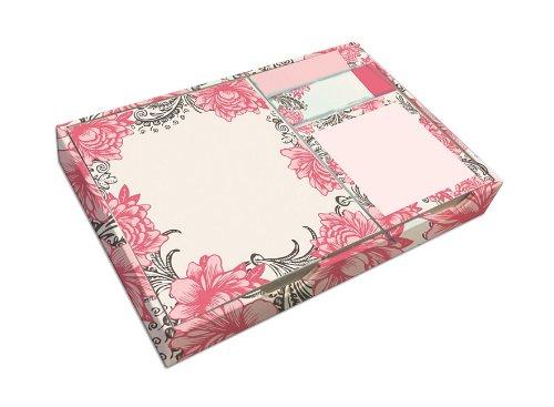 9781608975020: Floral Sticky Notes