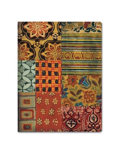 9781608975648: Studio Oh! Deconstructed Journal, Bohemian Tribal Patchwork