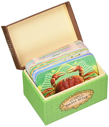9781608976256: Mini Box of Recipes Small Bites