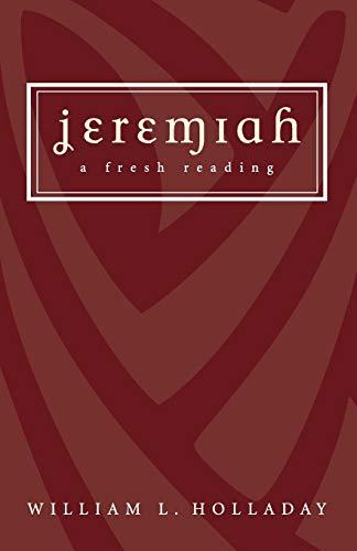 9781608992072: Jeremiah: A Fresh Reading