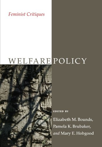 9781608992317: Welfare Policy: Feminist Critiques