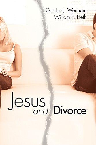 9781608992409: Jesus and Divorce: