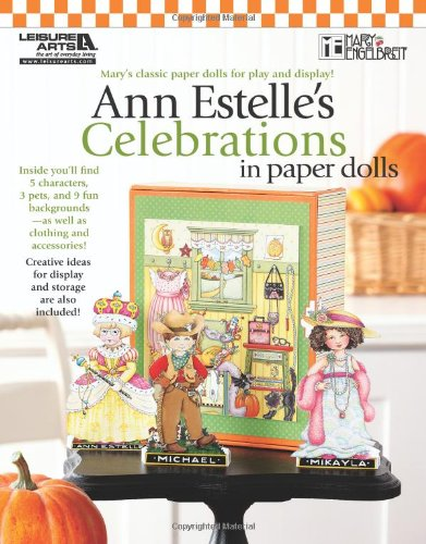Mary Engelbreit: Ann Estelles Celebrations in Paper: Mary Engelbreit Ent.