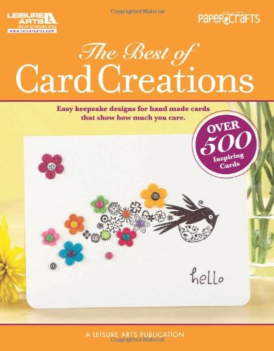 9781609000769: The Best of Card Creations