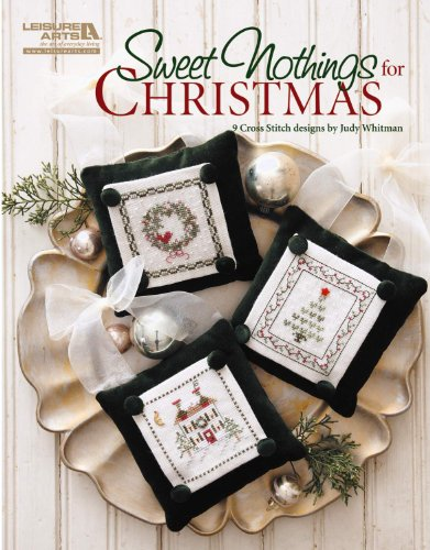 9781609001179: Sweet Nothings for Christmas (Leisure Arts #5327)