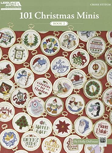 9781609001483: 101 Christmas Minis, Book 2 (Leisure Arts #5523)